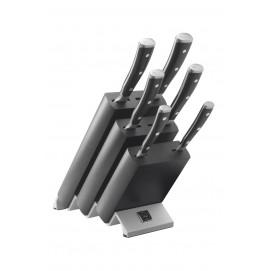 Bloc couteaux avec 6 pièces Classic Ikon