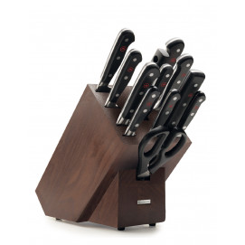 Bloc couteaux 12 pièces Classic